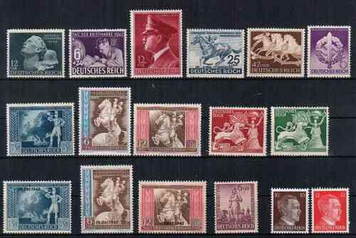 Briefmarken Für Briefe : Briefmarken deutsches reich briefe propaganda karten