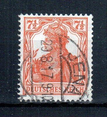 Briefmarken Deutsches Reich 1916 1923 Germania Bis Inflation